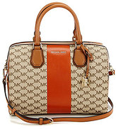 MICHAEL Michael Kors Studio Signature Mercer Duffel Bag