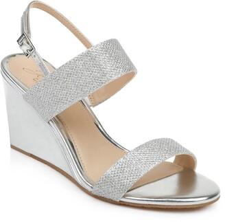 Badgley Mischka Nisa Wedge Sandal