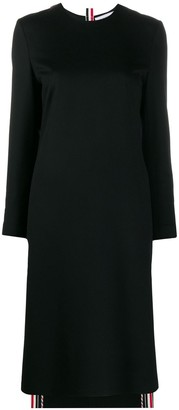 Thom Browne Knee Length Knitted Dress
