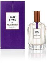 Molinard 1849 Rose Emois By Eau De Parfum Spray 3 Oz