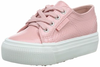 Superga Girls' 2790-SYNGLOSSYSNAKEJ Trainers