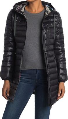 Noize Saskia Lightweight Quilted Coat