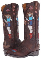 Old Gringo Cowgirl Guns Women's Shoes