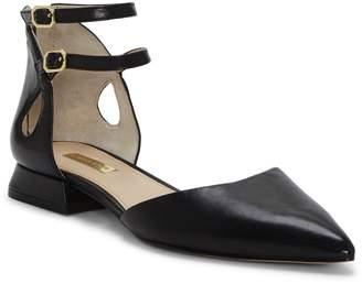 Carlen Ankle-strap Flat