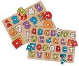 Kid Kraft Educational 2 Peg 66pc Puzzle Set