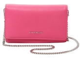 Givenchy Pandora Small Leather Convertible Clutch