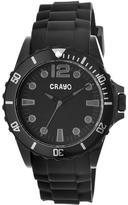 Crayo Fierce Collection CRACR2301 Unisex Watch