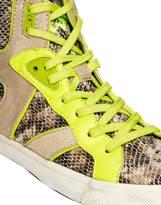 Ash Sonic Viper Stud Neon Sneakers