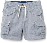 Stripe beachcomber shorts