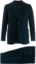 Dell'oglio Washed wool suit
