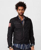 Denim & Supply Ralph Lauren Men's Waxed Nylon Jacket