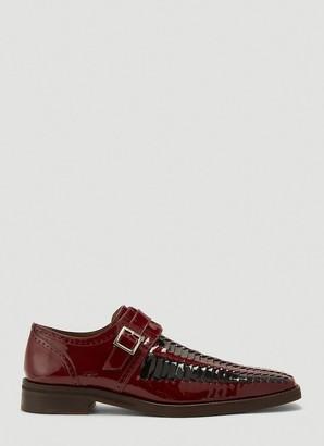 Martine Rose Winston Squared Toe Shoes