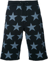 GUILD PRIME stars print shorts - men - Cotton - 1