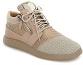 Giuseppe Zanotti Men's Side Zip Sneaker