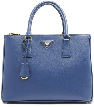 Prada Medium Saffiano Galleria Top Handle Bag