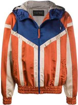 Christian Pellizzari Panelled Hooded Jacket