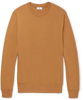 Cmmn Swdn Noah Loopback Cotton-Jersey Sweatshirt