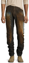 Barracuda Distressed Relaxed Jeans
