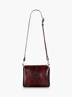 Hobbs Selby Cross Body Leather Bag