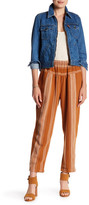 Free People Wide Embroidered Pant
