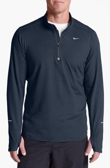Nike 'Element' Dri-FIT Half Zip Running Top