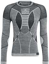 X Bionic Fastflow Man Roundneck Undershirt Black/grey/ivory