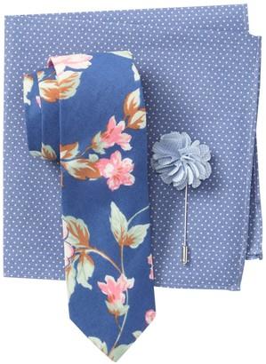 Original Penguin Netherton Floral Tie 3-Piece Set
