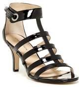Adrienne Vittadini Goldie Mid Heel Sandal