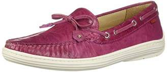 Marc Joseph New York Unisex Casual Comfort Slip On Moccasin Tie-Bow Loafer Driving Style