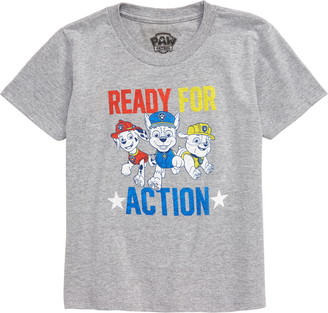JEM Paw Patrol Ready For Action Graphic T-Shirt