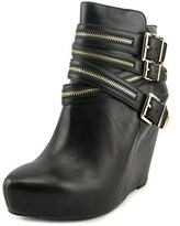 BCBGeneration Anders Round Toe Leather Bootie.