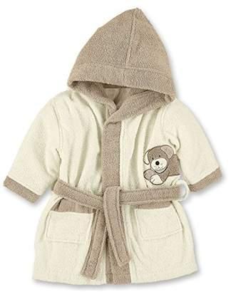 Sterntaler Hooded bathrobe Erik, Age: 12-18 months, Size: 86/92, White