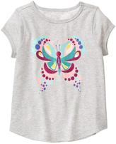 Gymboree Butterfly Tee