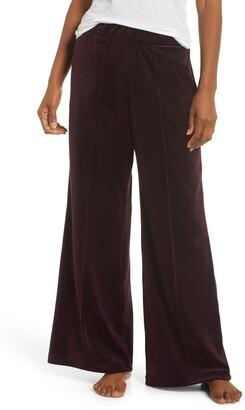 Joe's Jeans Front Seam Flare Pants