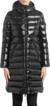 Moncler Moka Hooded Down Quilted Parka