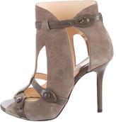 Camilla Skovgaard Suede Cutout Sandals
