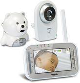 Vtech Safe&Sound VM341-216 Expandable Digital Video Baby Monitor