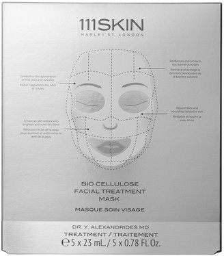 111SKIN Bio Cellulose Treatment Mask Set
