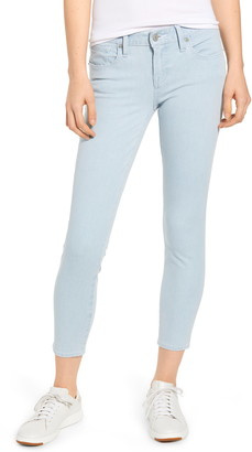 Lucky Brand Lolita Crop Skinny Jeans