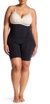 Spanx Skinny Britches Mid-Thigh Short (Plus Size)