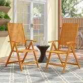 Three Posts Cadsden Reclining Beach Chair