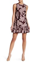 Cynthia Rowley Floral Sleeveless A-Line Dress