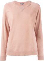 N.Peal knitted long sleeve sweatshirt