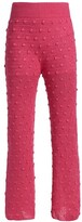 Thumbnail for your product : Alejandra Alonso Rojas Hand Knit Silk Pants