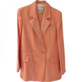 Racil Pink Wool Jacket for Women