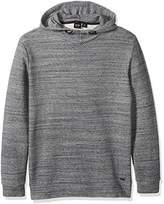 HUGO BOSS Boss Orange Men's Wision Hooded Sweatshirt With Pattern