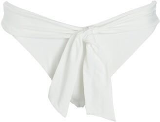 Frankie's Bikinis Bash Wrap Bikini Bottoms