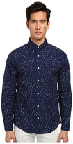 Jack Spade Carey Anchor Print Shirt