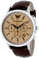 Giorgio Armani Classic Collection AR2433 Men's Stainless Steel Watch