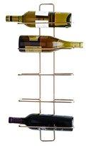 Design Ideas Lincoln Wine Rack-Copper